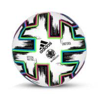 توپ فوتبال چرمی سایز پنج یورو 2020