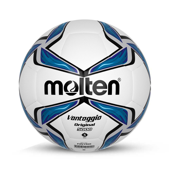 توپ فوتبال چرمی سایز 5 مولتن کد اورجینال