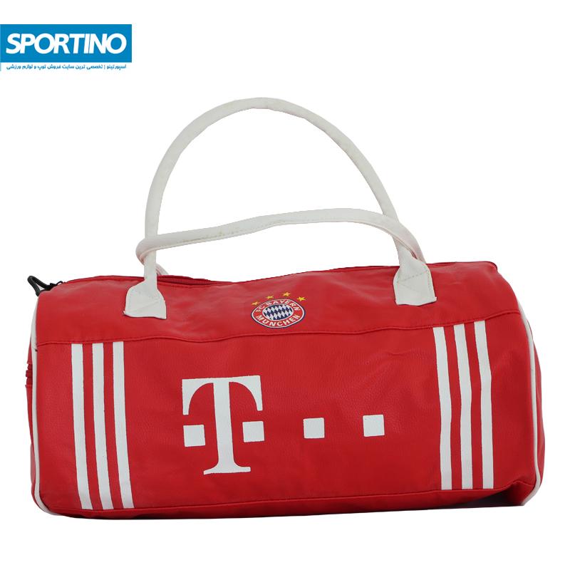 ساک ورزشی چرمی بایرن مونیخ Bayern Munich
