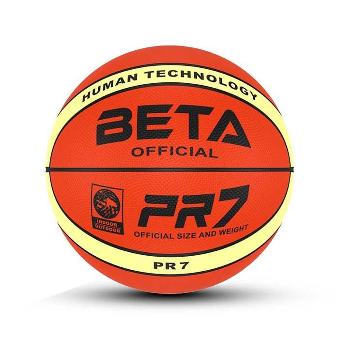 توپ بسکتبال لاستیکی- PR7