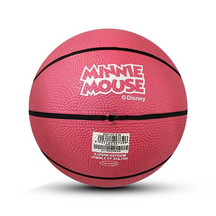توپ بسکتبال لاستیکی سایز3(مینی موس)