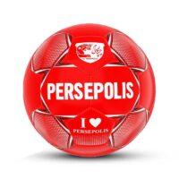توپ فوتبال چرمی دوختی سایز 2 پرسپولیس – DPUS2
