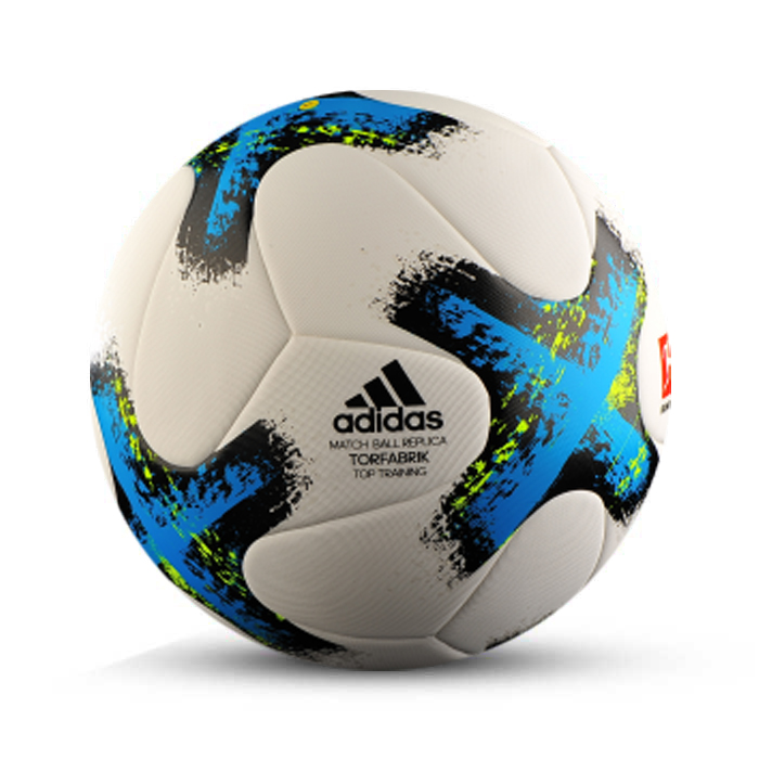 توپ فوتبال چرمی سایز 5 تورفابریک