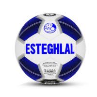 توپ فوتبال چرمی سایز ۱ استقلال ESTEGHLAL