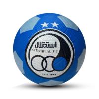 توپ فوتبال لاستیکی سایز 4 استقلال - ESTEGHLAL