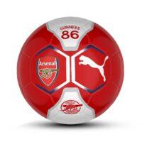 توپ فوتبال دوخت ماشینی سایز ۲ آرسنال