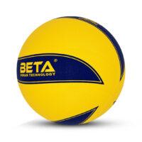 توپ والیبال لاستیکی میکاسا سایز 5 رنگ آبی