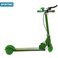 اسکوتر طرح فانتزی مدل ۲۰۸ps رنگ سبز