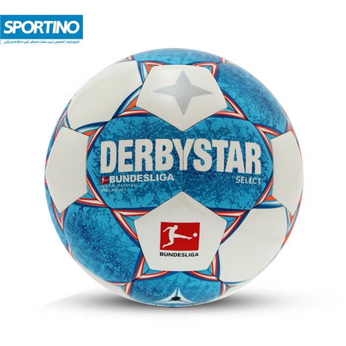توپ فوتبال چرمی سایز 5 بوندسلیگا 2021